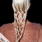 Örgü Saç Modelleri (17)