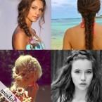 Örgü Saç Modelleri (20)