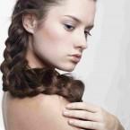 Örgü Saç Modelleri (27)