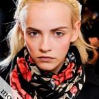 Örgü Saç Modelleri (28)