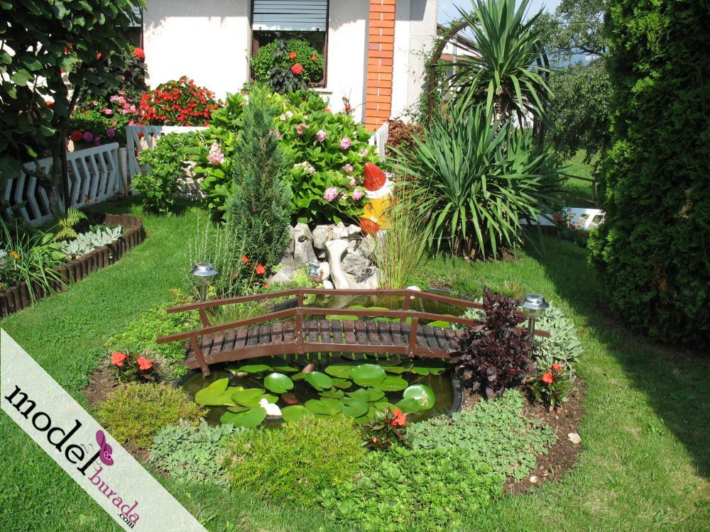 Фото дизайна сада и огорода своими руками