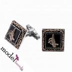 Gümüş Kol Düğmeleri (10)