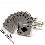 Gümüş Kol Düğmeleri (19)