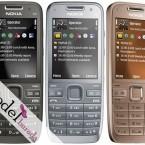 2009-Nokia E52