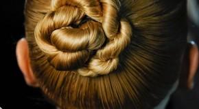 Kış Düğünü Saç Modelleri